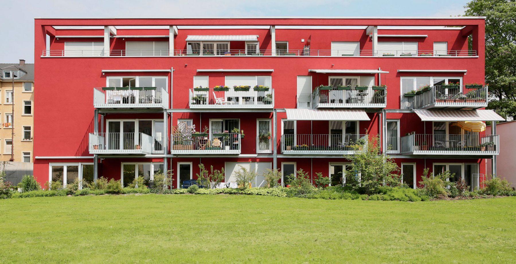 ZAG_Hofgarten-Karlsruhe_Gartenansicht-frontal_Grünenwald + Heyl . Architekten